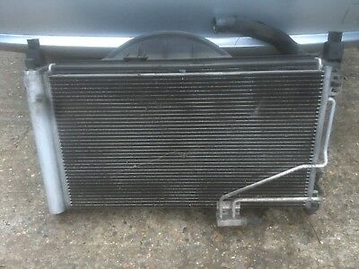 MERCEDES W203 C180K RADIATOR PACK GENUINE 2001-2006