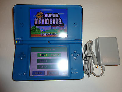 Nintendo Dsi Xl  Midnight Blue Handheld System