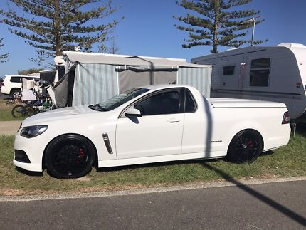 Holden SS Storm Ute Churchill Ipswich City Preview