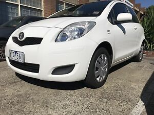2010 Toyota Yaris YR Delahey Brimbank Area Preview