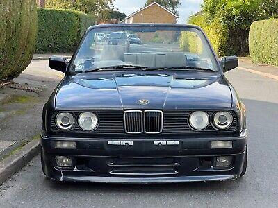 BMW E30 325i CABRIOLET 1988 F 2.5 AUTO