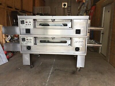 Middleby Marshall Ps570 G Q Double Stack