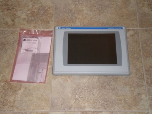 "Allen Bradley 2711P-RDT10CX Touchscreen Display Module Panelview Plus 10.4"""