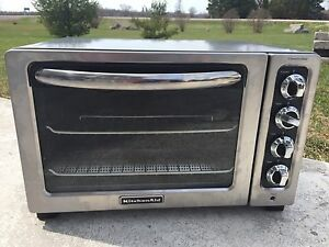 Kitchen Aid Convection Table Top Oven