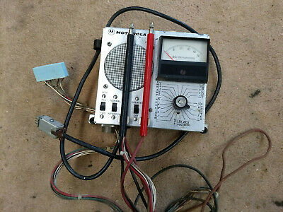 Motorola Tln1857a Tln5900a Micor Station Metering Box