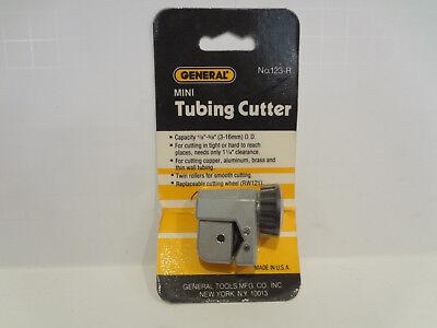 General Tools 123r Mini Tubing Cutter