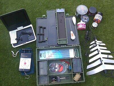 Used carp fishing tackle joblot Korda Nash