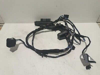 BMW 1 SERIES E81 E82 FRONT LEFT DOOR WIRING LOOM HARNESS POWER FOLD