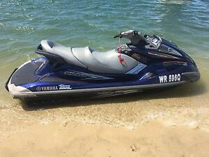 Yamaha FX Cruiser SHO Jet Ski Clear Island Waters Gold Coast City Preview