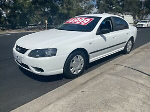 2007 Ford Falcon XT Automatic Sedan Fawkner Moreland Area Preview
