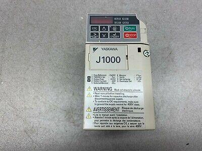 Used Yaskawa Inverter Cimr-juba0003baa