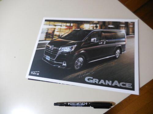 TOYOTA GRANACE Japanese Brochure 2019/11    303  1GD-FTV GranAce