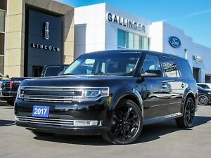 2017 Ford Flex LIMITED w/PANORAMIC ROOF AND NAVIGATION