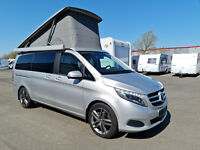 Mercedes-Benz V 250 d MARCO POLO Edition/Markise/aAHK/Cam360°