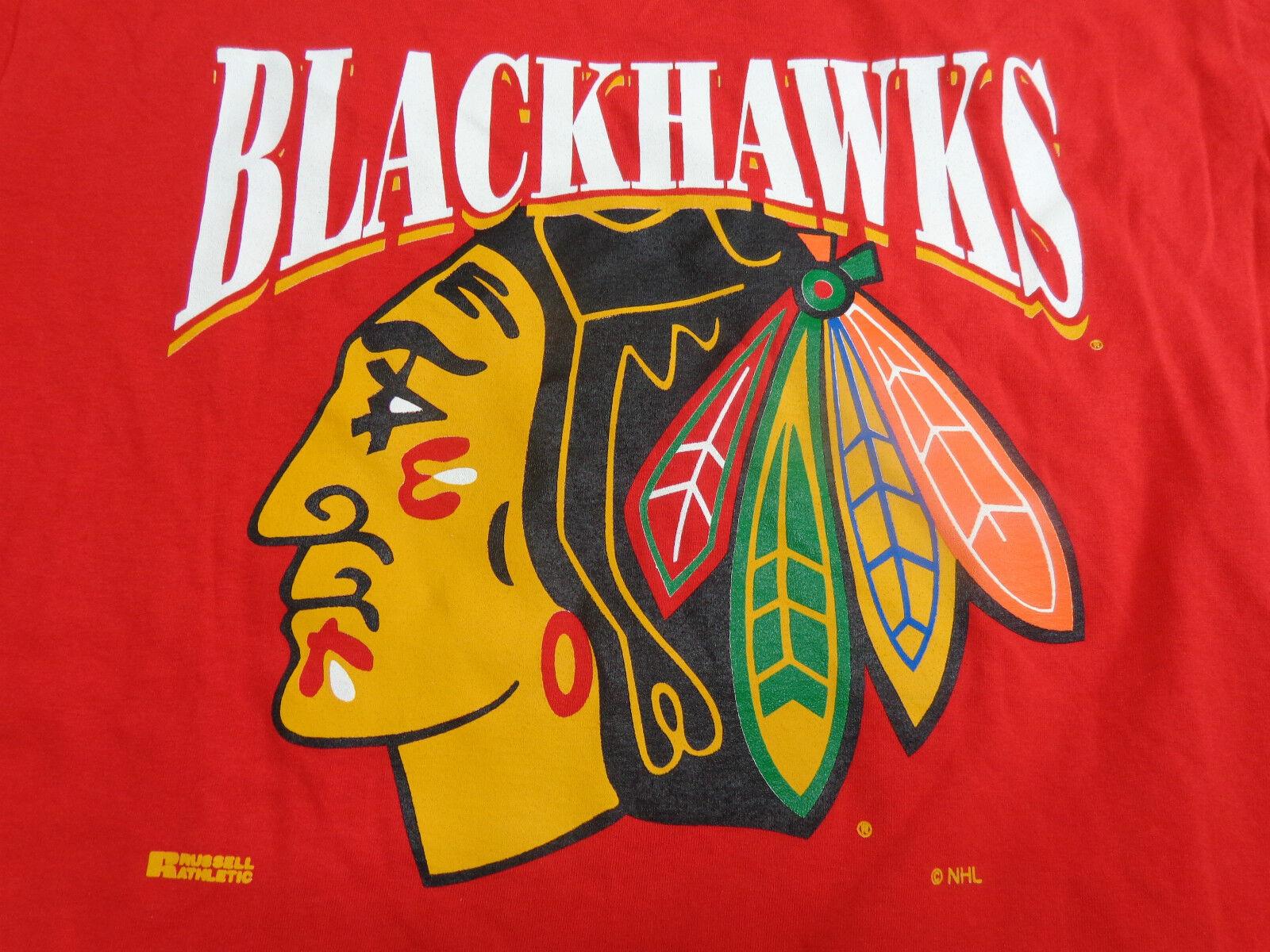 Vintage Blackhawks Shirt 67