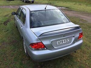 2006 Mitsubishi Lancer Vacy Dungog Area Preview