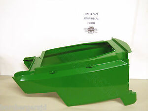 John Deere Lower Hood Assembly LX178, LX188 AM117724