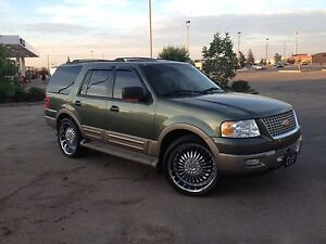 2003 expedition Eddie Bauer