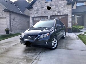 Mint  2011 Lexus RX 350, 1 owner off lease, no accidents
