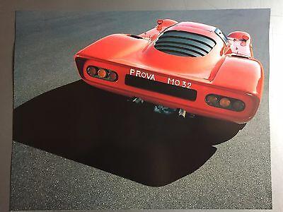 1969 Ferrari 312 PLM Coupe Print, Picture, Poster RARE!! Awesome L@@K