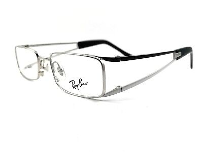 RAY BAN Brille RB1016T-3027 Titanium Small Square Eye Frame Design Italy NOS