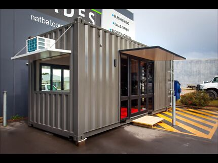 TRANSPORTABLE container home