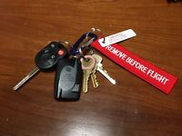 Looking for Lost Set of Keys