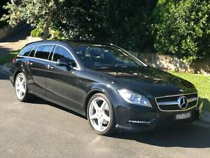 2013 Mercedes-Benz CLS 250 CDI BE SHOOTING BRAKE Automatic Wagon