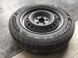 Winter Tires - 195/65/R15