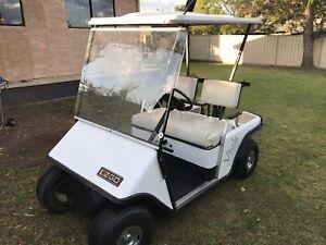 Petrol golf cart Kurri Kurri Cessnock Area Preview