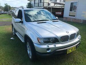 2002 BMW X5 Wagon Berkeley Vale Wyong Area Preview