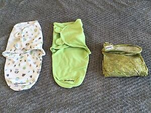 NB Swaddle Me Blanket & Breastfeeding Cover-up Cambridge Kitchener Area image 1