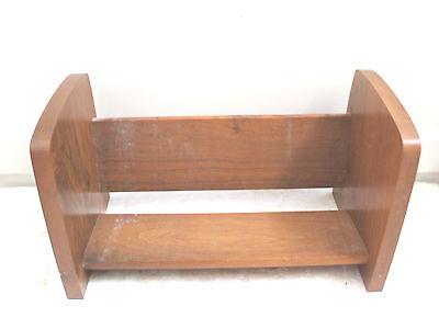 Vintage Oak Book Rest/Stand 7