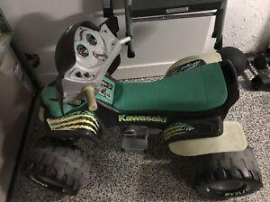 4 roues électrique pour enfant