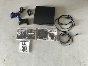 PlayStation 3 PS3 with Call of Duty/ Grand Turismo