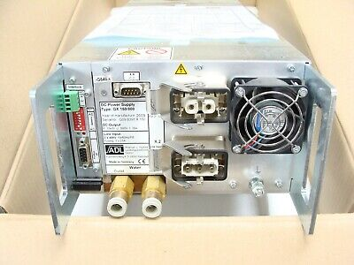 Refurbished Adl Dc Plasma Sputtering Power Supply Gx-150800 15kw 800vdc 38a