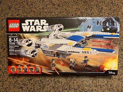 LEGO Star Wars 75155 Rebel U-Wing Fighter  - New- Sealed Box -