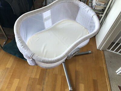 HALO Bassinest Swivel Sleeper Premiere Series Bassinet, Luna