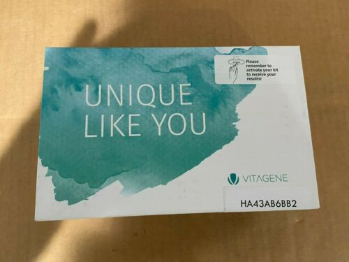 Vitagene DNA Test Kit: Personal Ancestry + Health Personal Genetic Report Sealed
