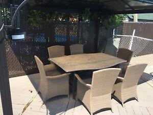 Set patio a vendre