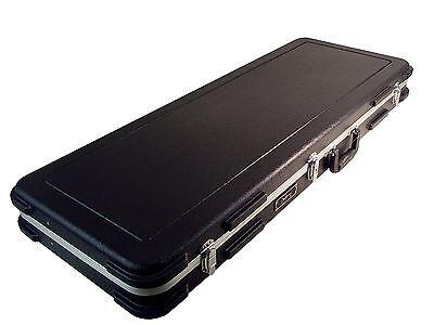ProRockGear Deluxe ABS Rectangular Electric Guitar Case