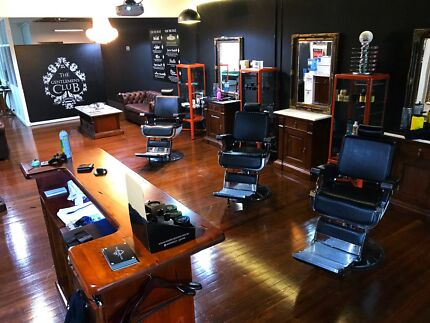 The Gentlemen's Club Barber Shop