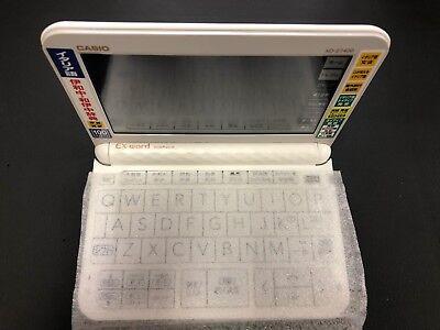 Casio Electronic Dictionary EXword XD-Z7400 Japanese Italian Italiano Giapponese