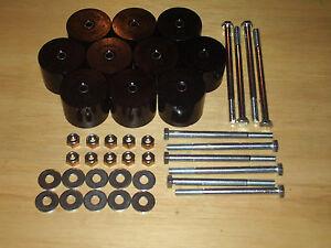 Daihatsu Feroza 50mm Body Lift Kit