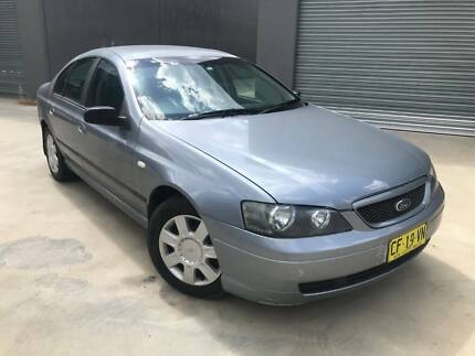 2005 Ford Falcon Sedan Bayswater North Maroondah Area Preview