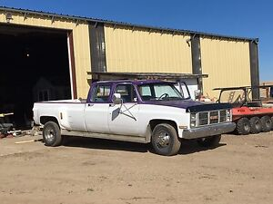 1986 chev 1 ton dually