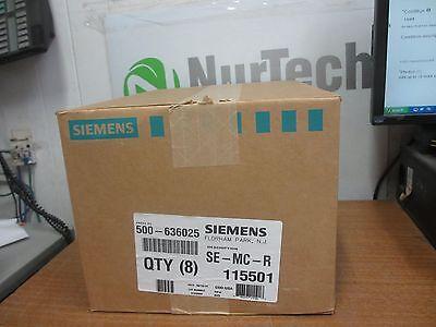 New Siemens Se-mc-r 500-636025 Wall Mount Fire Alarm Speaker 1x Box Qty 8