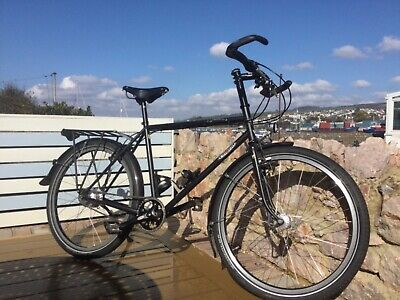 Thorn Raven Touring Bike, 14 speed Rohloff Hub Gears ( mint condition)