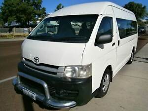 HiAce Commuter***FREE 12 MONTHS WARRANTY*** Bayswater Bayswater Area Preview