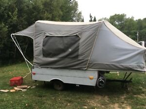 Coleman Colorado tent trailer